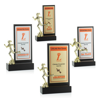Boardwalk Series Trophies