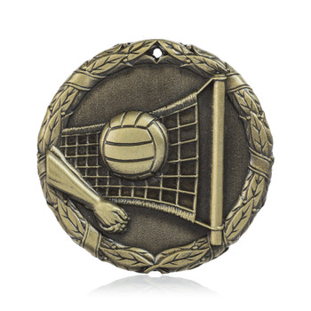 "Volleyball 2"" Activity Medal"