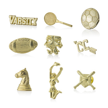 Chenille Pins