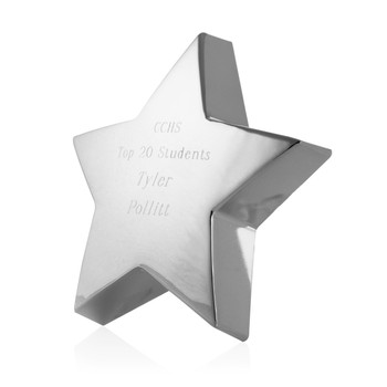 Star Paperweight