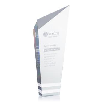 Pristine Optical Crystal Award
