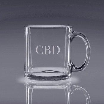 Glass Drinkware Set