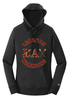 Ladies New Era Hoodie / Black