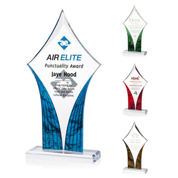 Diamond Acrylic Award