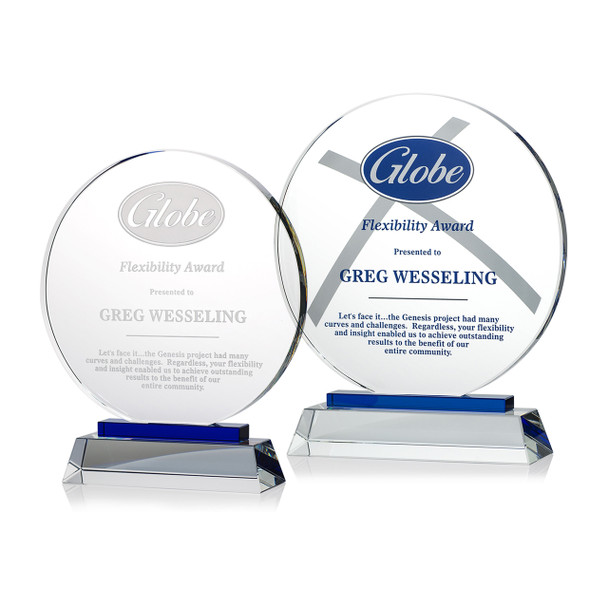 Halo Optical Crystal Award