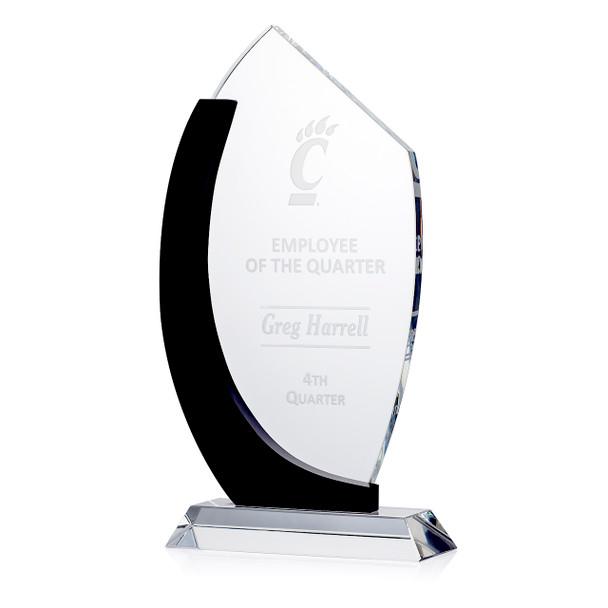 Midnight Wave Optical Crystal Award