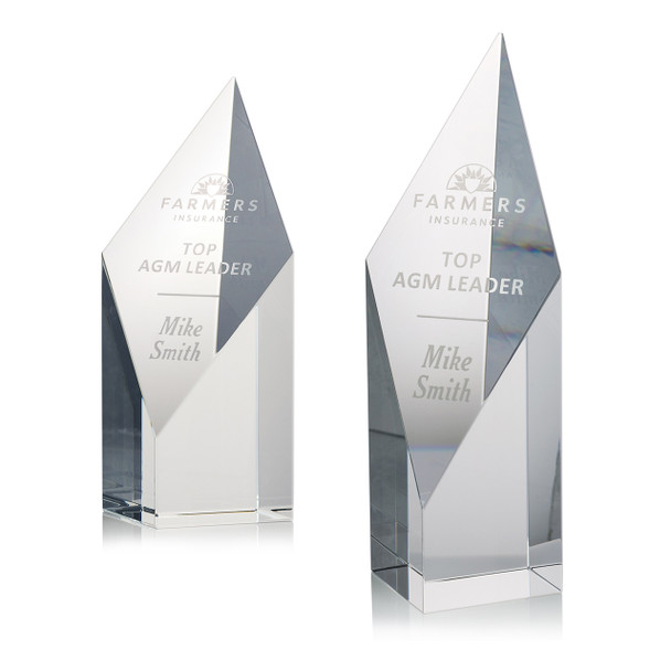 Marquis Tower Optical Crystal Award