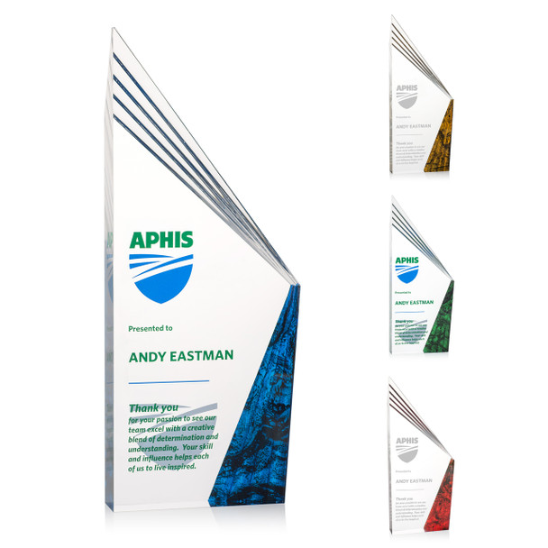 Ascend Acrylic Award