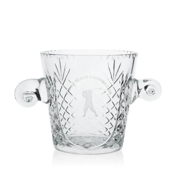 Hospitality Victory Crystal Award Cup