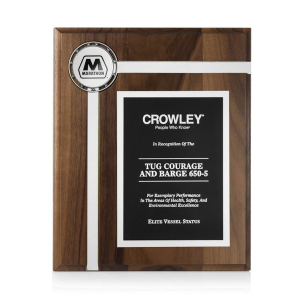 Slotted Plaque