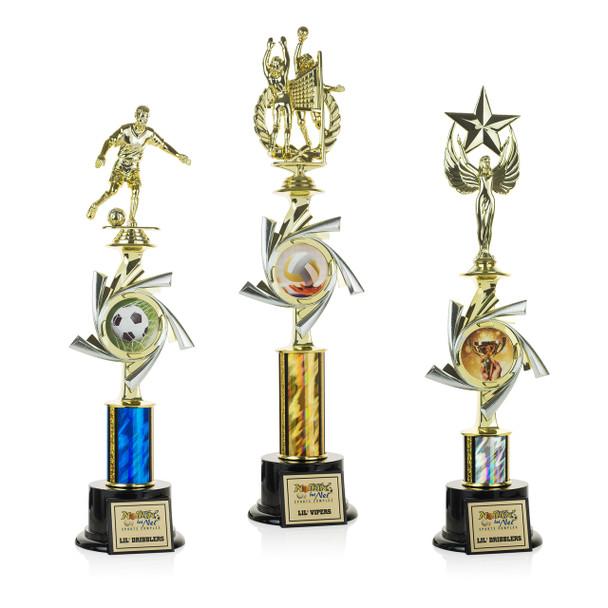 Vortex Series Trophies (3 Sizes)