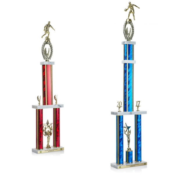 Tournament Series Trophies (2 Sizes)