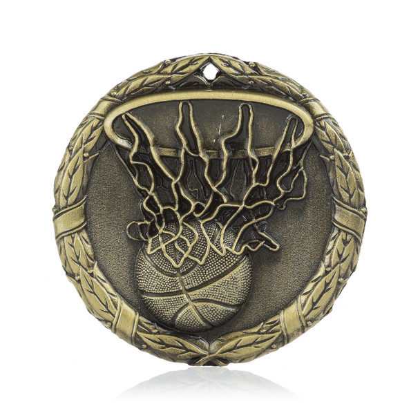 "Basketball 2"" Activity Medal"