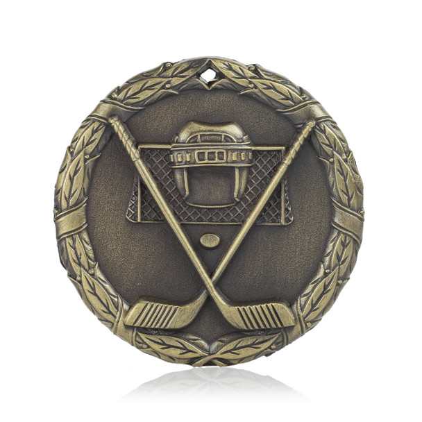 "Hockey 2"" Activity Medal"
