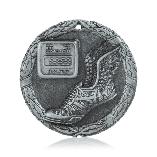 """Track 2"""" Activity Medal"""