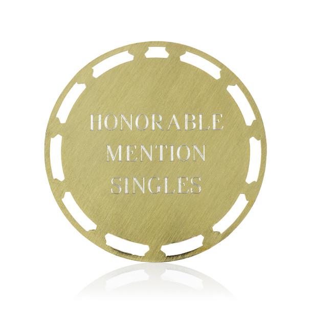 Stars Value Medal with Activity Emblem