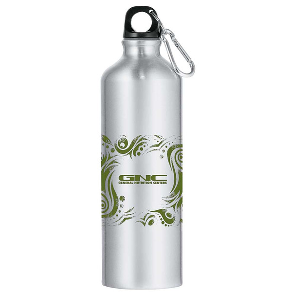26 oz. Santa Fe Aluminum Sports Bottle