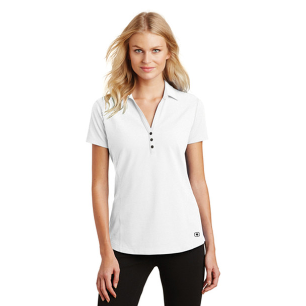 White Ladies OGIO Onyx Polo