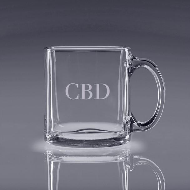 Glass Drinkware Set