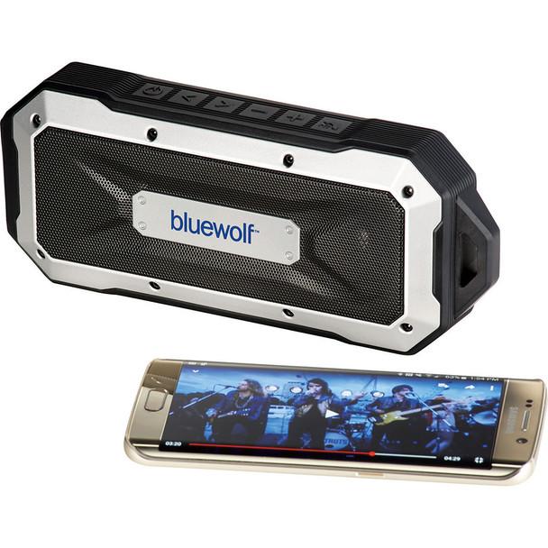 Outdoor Waterproof Bluetooth Speaker / Ultra-Color