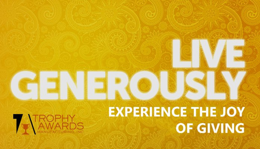 Experience the Joy of Giving