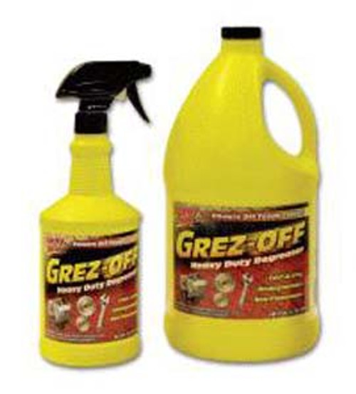 CLEANER DEGREASER GREZ-OFF (4 / 1 GALLON)