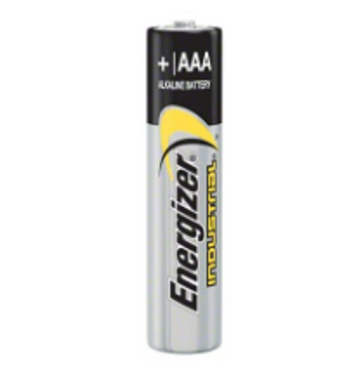 BATTERY ENERGIZER AAA IND. (6PK24)