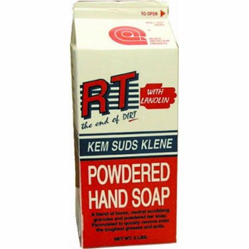 POWDERED HAND  SOAP 10/5#