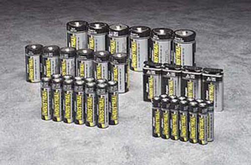 BATTERY ENERGIZER 9V IND. (6PK12)