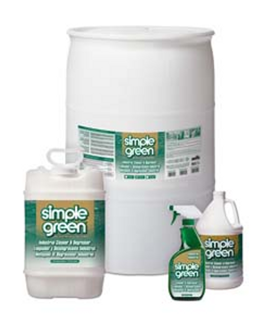 CLEANR SIMPLE GREEN 55GALLON 13008