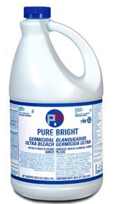 CLEANR BLEACH GAL PUREBRIGHT 6/1GL