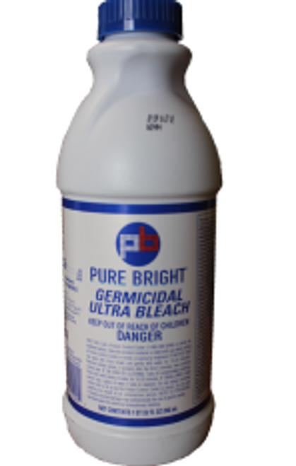 CLEANR BLEACH 32OZ PUREBRIGHT PK12
