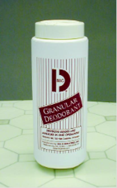 DEOD GRANULAR 12/1LB BD150 LEMON