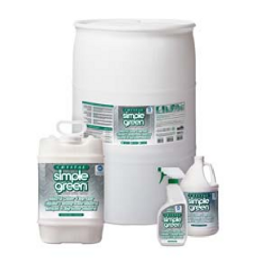 CLEANR SIMPLE GREN CRSTL 55GL 19055
