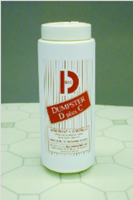 DEOD GRANULAR DUMPSTER D+C 16OZ/12
