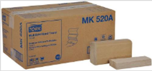 PAPR MULTIFOLD KRAFT MK520A (4000)