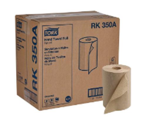PAPR ROLL TOWEL 350' KRFT RK350A/12