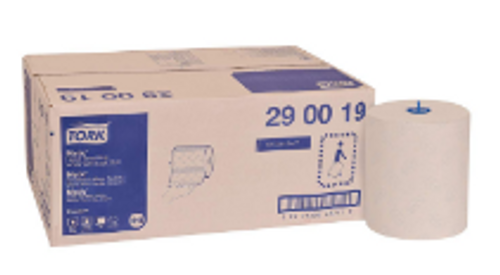 PAPR ROLL TOWEL 575' WHITE 290019/6