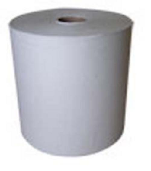 "PAPR ROLL TOWEL 425 WHIT 8""EQKC1080"