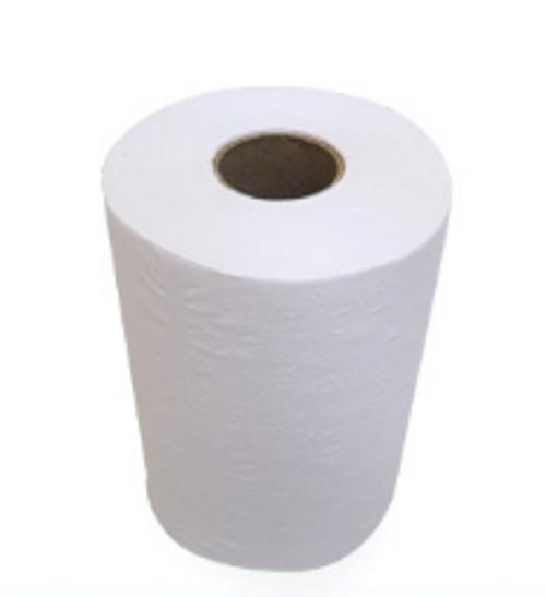PAPR ROLL TOWEL 800'WHITE (6)SULLEG