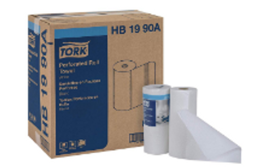 PAPR ROLL TOWEL 90 2PLY HB1990A(30)