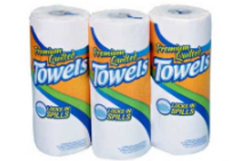 PAPR ROLL TOWEL 52 2PLY (30) TAD
