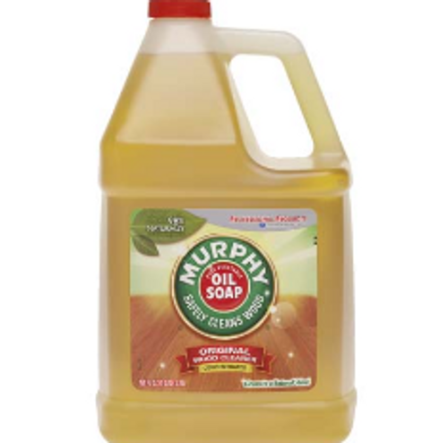 CLEANR WOOD MURPHYS OIL SOAP 4X1GAL