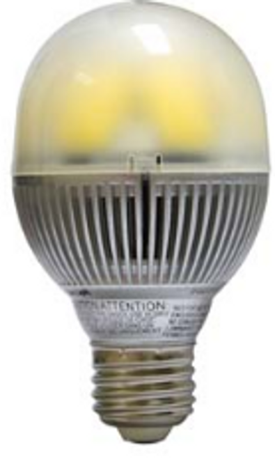 BULB LED 8W A19,E26BASE WHITE 73422