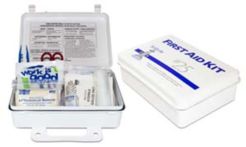 FIRST AID KIT FOR 25 NFAK-25