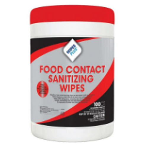 WIPE FOOD CONTACT 100CT (12)PP33808