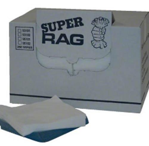 WIPER SUPER RAG WHITE MD93102