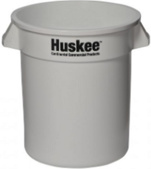 HUSKEE 10GL W/O LID WH CN1001WH