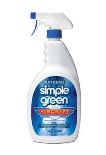 CLEANER SIMPLE GREEN EXTREME  AIRCRAFT  32OZ/12