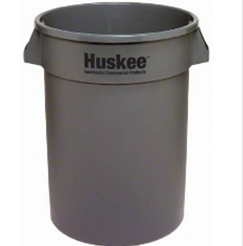 HUSKEE 20GL W/0 LID GY CN2000GY